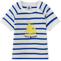 Mamours Boat Striped T-Shirt