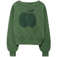 Bear Apple Sweatshirt