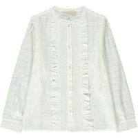 Isadora Ruffled Blouse