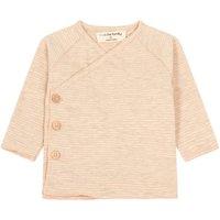 Momo Wrap Fine Stripe T-Shirt