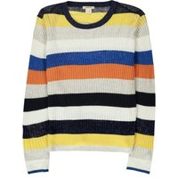 Dolh Stripe Ribbed Jumper