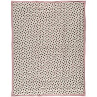 Flower Mini Matisse Reversible Quilted Plaid