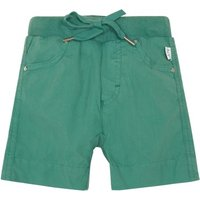 Adjustable Waist Chino Shorts