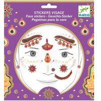 Indian Princess Fae Sticker