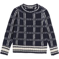 Checkered Woolen Jumper