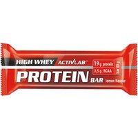 ACTIVLAB High Whey Protein Bar 24 x 80g Bars Lemon
