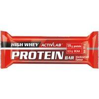 ACTIVLAB High Whey Protein Bar 24 x 80g Bars Blackcurrant