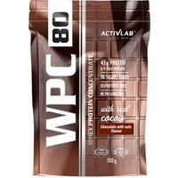 ACTIVLAB WPC 80 700 Grams Chocolate with Nuts