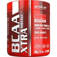 ACTIVLAB BCAA Xtra Instant 500 Grams Pear