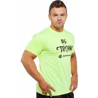 bodybuilding-clothing-be-strong-tee-xl-neon-yellow
