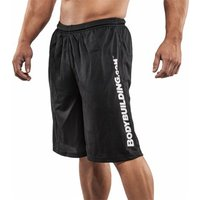 bodybuilding-clothing-vertical-mesh-short-medium-black