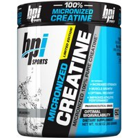 BPI Sports Micronized Creatine 300 Grams  Unflavored