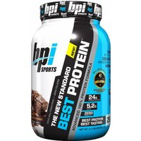 BPI Sports Best Protein 2 Lbs.  Chocolate Brownie