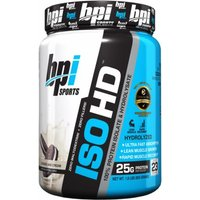 BPI Sports ISO HD 23 Servings  Cookies And Cream