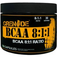 Grenade BCAA's 8:1:1 150 Capsules
