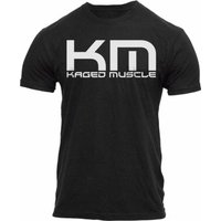 Kaged Muscle The Standard Tee Large Black