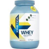 Kinetica Whey Protein  2.27 Kilograms  Vanilla