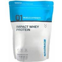 MyProtein Impact Whey Protein 2.5 Kilograms  Strawberry Cream