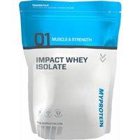 MyProtein Impact Whey Isolate 2.5 Kilograms  Strawberry Cream