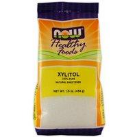 NOW Xylitol 16 Oz.  Unflavored
