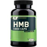 Optimum Nutrition HMB 1000 Caps 1000mg-90 Capsules