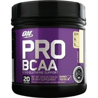 Optimum Nutrition PRO BCAA 20 Servings  Unflavored