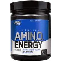 Optimum Nutrition Essential AmiN.O. Energy 65 Servings  Blue Raspberry