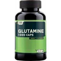 Optimum Nutrition Glutamine 1000 Caps 120 Capsules
