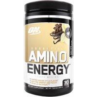 Optimum Nutrition Essential AmiN.O. Energy 30 Servings  Iced Cafe Vanilla
