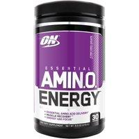 Optimum Nutrition Essential AmiN.O. Energy 30 Servings  Concord Grape