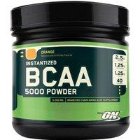 Optimum Nutrition BCAA 5000 Powder 40 Servings  Orange
