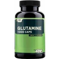 Optimum Nutrition Glutamine 1000 Caps 60 Capsules