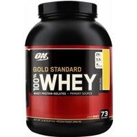 Optimum Nutrition Gold Standard 100% Whey 2.2 Kilograms  Banana Cream