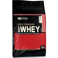 Optimum Nutrition Gold Standard 100% Whey 10 Lbs.  Delicious Strawberry