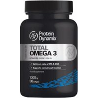 Protein Dynamix Total Omega 3 90 Softgels
