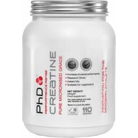 PhD Creatine 550 Grams  Unflavoured