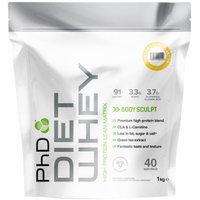 PhD Diet Whey 1 Kilogram  Vanilla Creme
