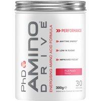 PhD Amino Drive 300 Grams  Fruit Punch