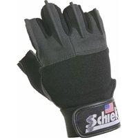 Schiek Model 530 Lifting Gloves Medium Black