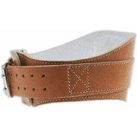 Schiek 6 Power Leather Contour Belt Medium Brown