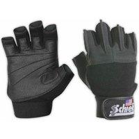 Schiek Women's Lifting Gloves Small Black