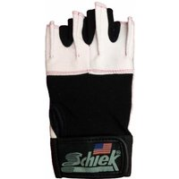Schiek Women's Lifting Gloves Medium Pink-Black