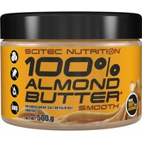 Scitec Nutrition Nut Butters 500 Grams  Almond Butter
