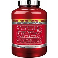 Scitec Nutrition 100% Whey Protein Professional 2820 Grams  Chocolate Coconut