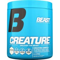 Beast Sports Nutrition Creature Powder 60 Servings  Unflavored