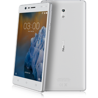 Nokia 3 Silver White (Existing Virgin Media Customers)