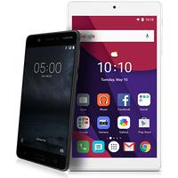 Nokia 3 Black + Android Tablet (Existing Virgin Media Customers)