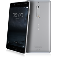 Nokia 5 Silver White (Existing Virgin Media Customers)
