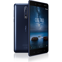 Nokia 8 Tempered Blue (Existing Virgin Media Customers)