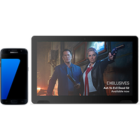 Samsung Galaxy S7 32GB Black Onyx +TellyTablet (Existing Virgin Media Customers)